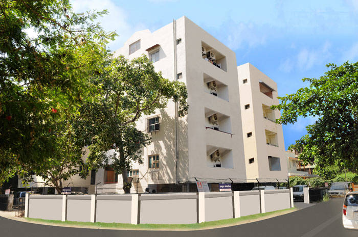 Ramkrupa Apartments