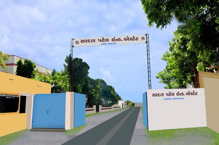 Sardar Paatel Estate
